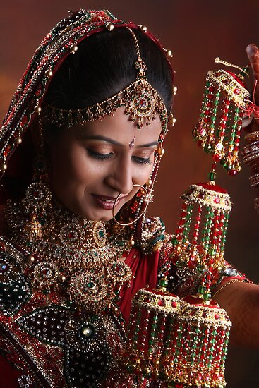 Wedding Portrait !! by Naveen  Sharma