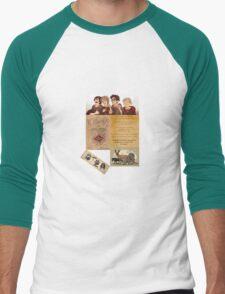 The Maruders of Harry Potter  Men's Baseball ¾ T-Shirt