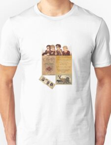 The Maruders of Harry Potter  Unisex T-Shirt