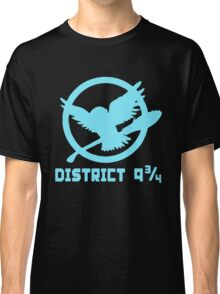 District 9 34 Funny Classic T-Shirt