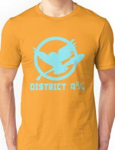 District 9 34 Funny Unisex T-Shirt