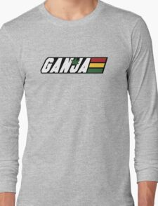 G.I. Ganja  Long Sleeve T-Shirt