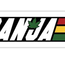 G.I. Ganja  Sticker