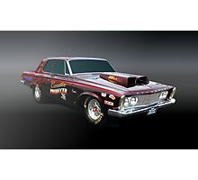 1963 Plymouth Sport Fury Photographic Print