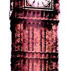 Psychedelic Clock Tower Ben.. by Debbie Drew