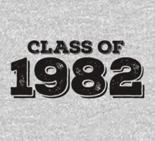 Class of 1982 by FamilySwagg