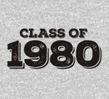 Class of 1980 by FamilySwagg