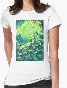 The Frog Prince Womens Fitted T-Shirt