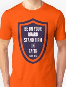 Be On Your Guard T-Shirt