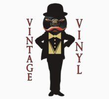 vintage vinyl II by Will Snell