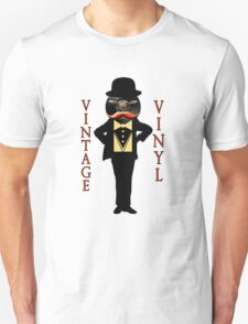vintage vinyl II Unisex T-Shirt
