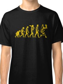 Evolution Of Tennis Classic T-Shirt