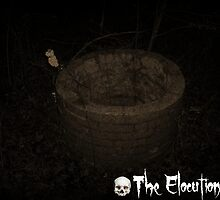 The Elocutioner Horror Author and Narrator Graphic 1 by Rai Ball (Rai's Gently Used Books)