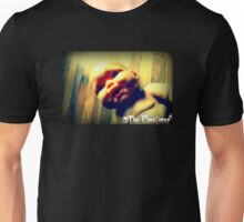 The Elocutioner Horror Author and Narrator Graphic 2 Unisex T-Shirt