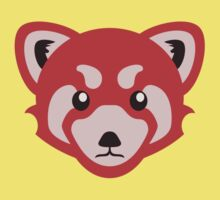 Judgemental Red Panda Kids Tee