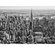 King of New York Photographic Print