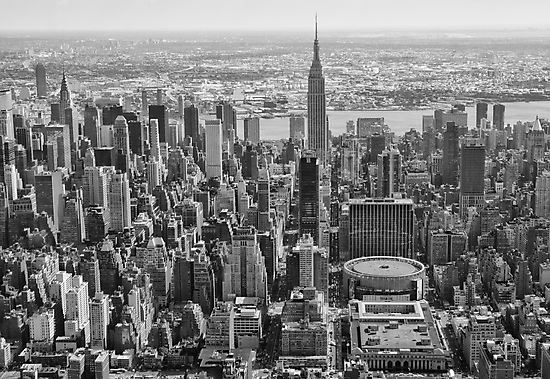 King of New York by MarkStuttard