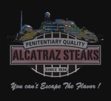 Alcatraz Steaks by GUS3141592