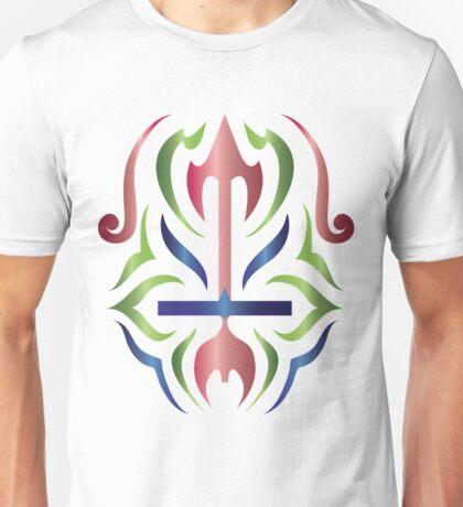 Sagittarius horoscope symbol Unisex T-Shirt