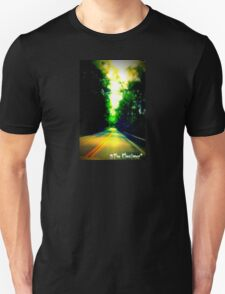 The Elocutioner Horror Author and Narrator Graphic 3 T-Shirt
