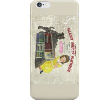 Atomic Ads - MILEMCO Girls Fallout Shelter Playhouse iPhone Case/Skin