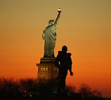 liberty's dawn  by Kevin Koepke