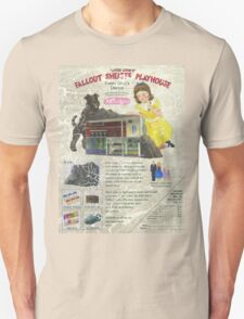 Atomic Ads - MILEMCO Girls Fallout Shelter Playhouse Unisex T-Shirt