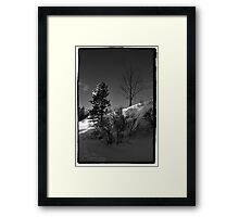 December 2011 Framed Print