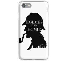Sherlock Holmes inspired Fan gear iPhone Case/Skin