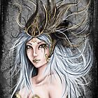 Godess Karli by Tr1gg3r