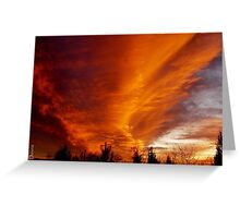 Sky Of Dreams Greeting Card