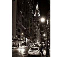 Police on call Photographic Print