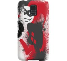 brush Harley Quinn brush Samsung Galaxy Case/Skin