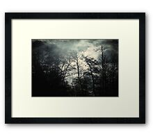 Witches Ov Framed Print