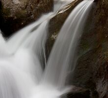 Mineral Creek Falls 2 by Forrest Tainio