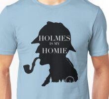 Sherlock Holmes inspired Fan gear Unisex T-Shirt