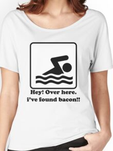 Ive Found Bacon Women's Relaxed Fit T-Shirt