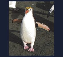 Adorbz Erect-crested Penguin Kids Clothes
