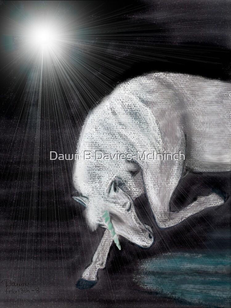 Moonwatcher by Dawn B Davies-McIninch