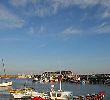 Bridlington harbour No 3  by StephenRB