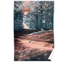 infra-red weir. Poster