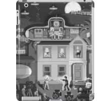 Scene #17: 'Visitors From Outer Space' iPad Case/Skin