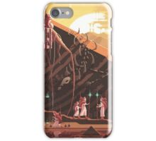 Scene #19: 'Nomads' iPhone Case/Skin