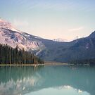 Canadian Lakes by apple88