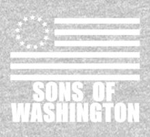 Sons of Washington by bffries
