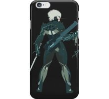 Raiden Vector Art - Metal Gear Solid/Rising iPhone Case/Skin