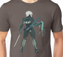 Raiden Vector Art - Metal Gear Solid/Rising Unisex T-Shirt