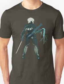 Raiden Vector Art - Metal Gear Solid/Rising T-Shirt