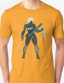 Raiden Vector Art - Metal Gear Solid/Rising Unisex T-Shirt