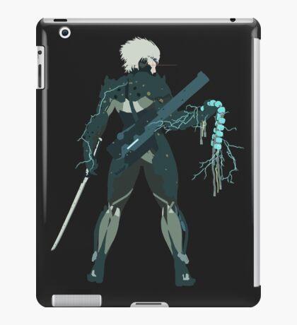 Raiden Vector Art - Metal Gear Solid/Rising iPad Case/Skin